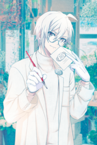 Tenn Kujo (A Bouquet for You) Borderless