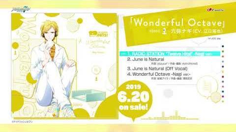 """六弥ナギ(IDOLiSH7) 『RADIO STATION """"Twelve Hits!""""』"""