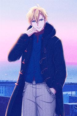 Nagi Rokuya (CROSSING×US!) Borderless