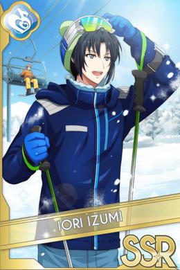 Iori Izumi (Winter Wonderland Trip 2)