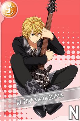 Retsu Karasuma N
