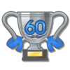 60 FC Badge