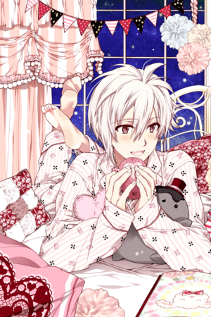 Tenn Kujo (Comic Bonus) Clean