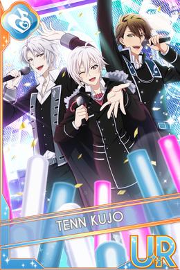 Tenn Kujo (B or W 3)