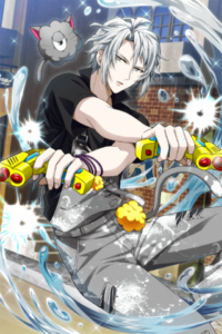 Gaku Yaotome (Grand Extermination Operation!) Clean