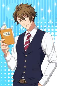 Ryunosuke Tsunashi (Trigger Academy) Clean