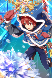 Riku Nanase (Xmas Magic) Clean