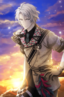 Gaku Yaotome (REUNION) Borderless
