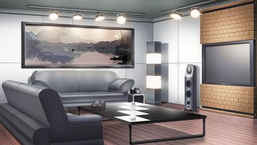 Gaku Yaotome's Room