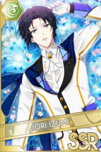 Iori Izumi (Sakura Message 2)