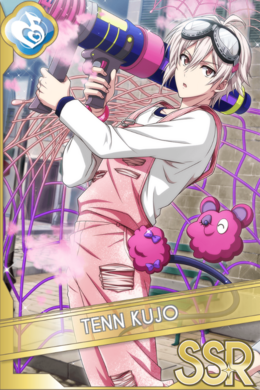 Tenn Kujo (Grand Extermination Operation!)