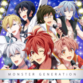 MONSTER GENERATiON (Game Cover)