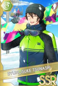Ryunosuke Tsunashi (Winter Wonderland Trip 2)