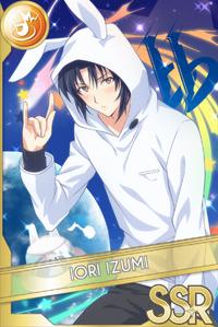Iori Izumi (Rabbit Ears Parka 2)