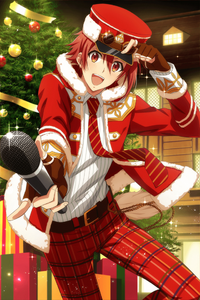 Riku Nanase (Christmas) Clean