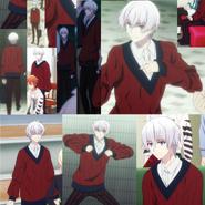 Sogo Osaka - Season 1 Anime Exclusive Outfit 01