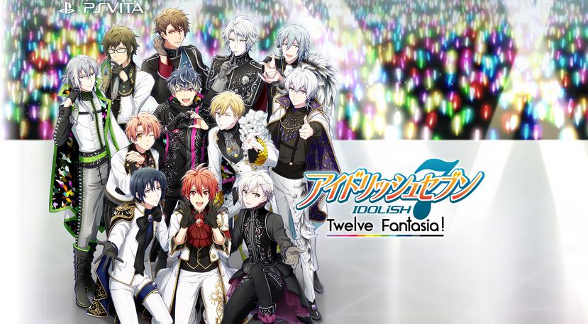 IDOLiSH7 Twelve Fantasia!