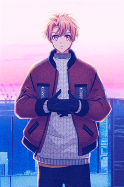 Mitsuki Izumi (CROSSING×US!) Borderless