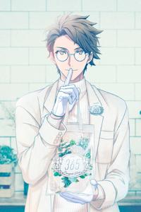 Ryunosuke Tsunashi (A Bouquet for You) Borderless