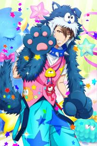 Ryunosuke Tsunashi (Monster 2) Clean