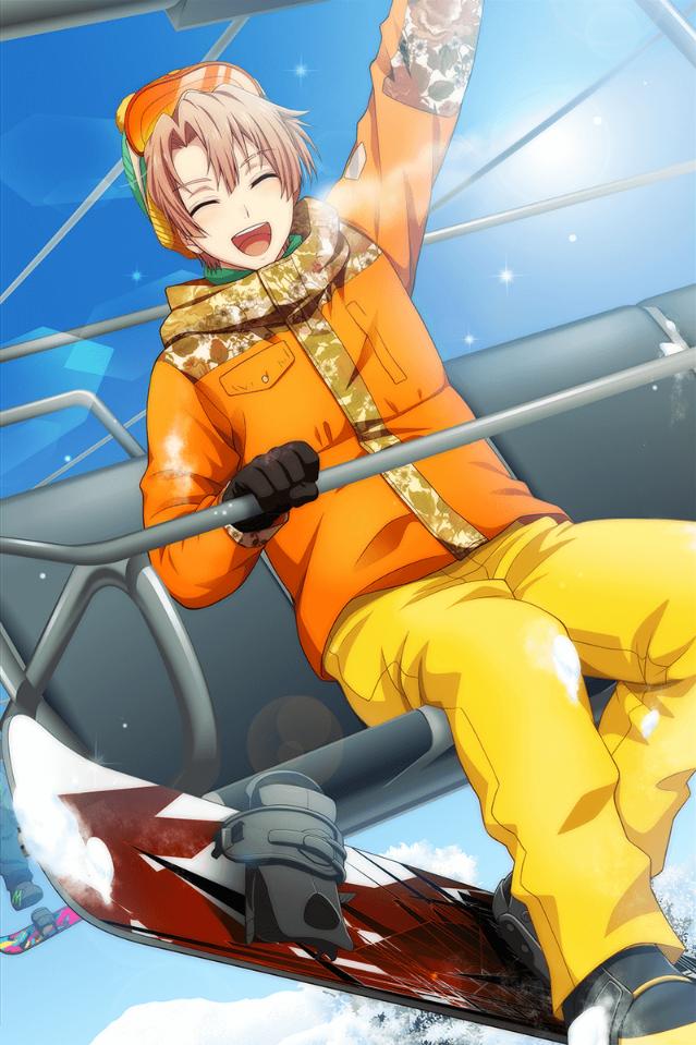 Mitsuki Izumi (Winter Wonderland Trip 2) Clean