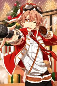 Mitsuki Izumi (Christmas) Clean