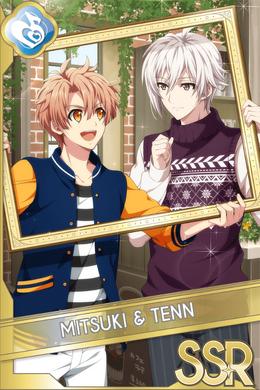 Mitsuki & Tenn (Shuffle Talk)