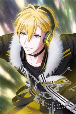 Nagi Rokuya (Mr AFFECTiON) Borderless