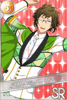 Yamato Nikaido (Sakura Message)