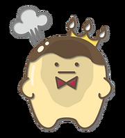 Rabbit Chat Sticker - Pudding6