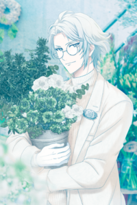 Gaku Yaotome (A Bouquet for You) Borderless