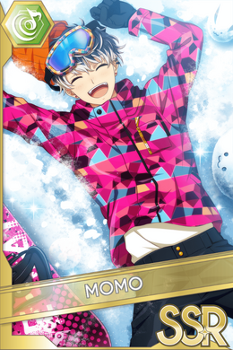 Momo (Winter Wonderland Trip 2)