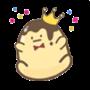 Rabbit Chat Sticker - Pudding12