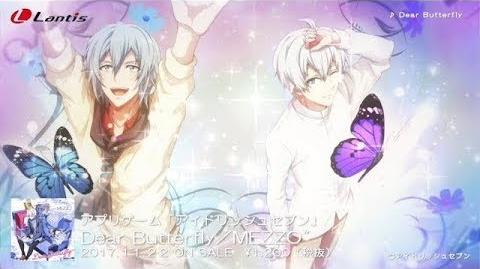 "MEZZO"" from IDOLiSH7『Dear Butterfly』 11.22 on Sale【再UP】"