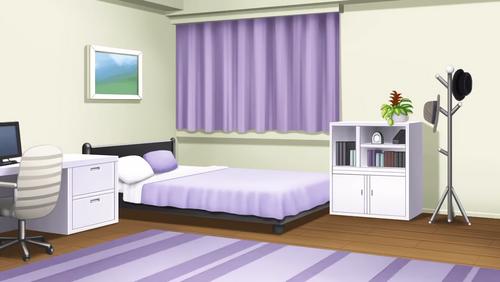 Sogo Osaka's Room