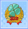 200,000 FP Badge