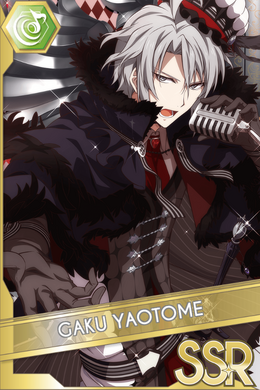 Gaku Yaotome (Black Side)
