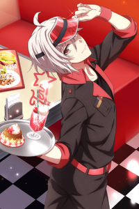 Tenn Kujo (Order Please) Clean