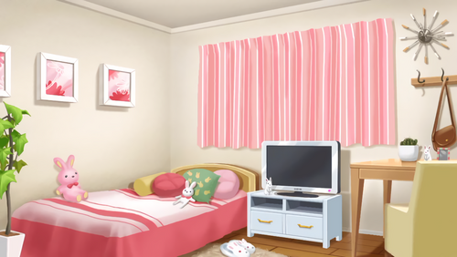 Tsumugi Takanashi's Room