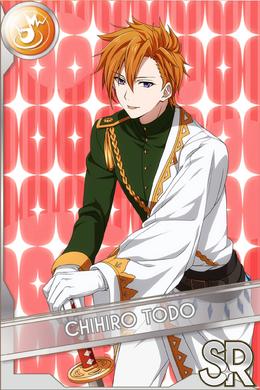 Chihiro Todo SR