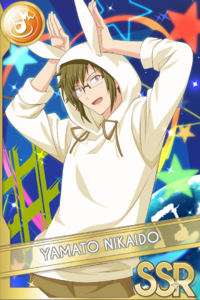 Yamato Nikaido (Rabbit Ears Parka 2)