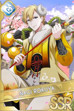 Nagi Rokuya (Zodiac)