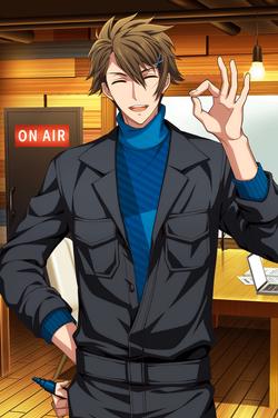 Ryunosuke Tsunashi (Wonderful Octave) Borderless