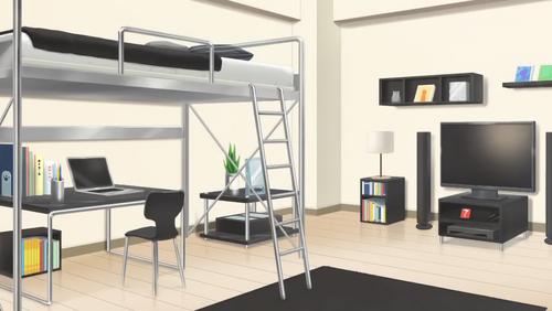 Iori Izumi's Room