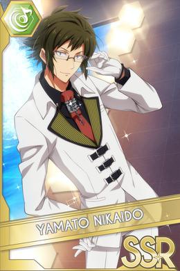 Yamato Nikaido (P G)