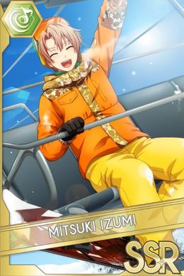 Mitsuki Izumi (Winter Wonderland Trip 2)