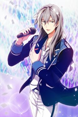 Yuki (Eiensei Riron) Borderless