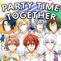 PARTY TIME TOGETHER