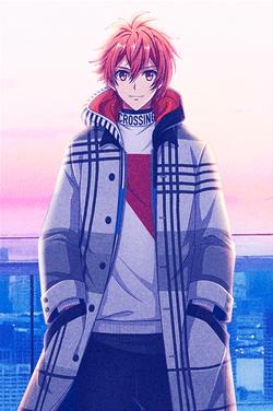 Riku Nanase (CROSSING×US!) Borderless
