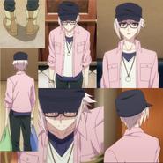 Tenn Kujo - Season 1 Anime Exclusive Outfit 01